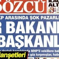 20 Ocak 2017 Gazete Manşetleri