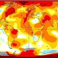 2017 sıcaklık rekoru kıracak! (NASA'nın gözünden Dünya'nın 137 yıllık değişimi)