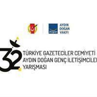 32.TGC Aydın Doğan Genç İletişimciler Yarışması için başvurular başladı
