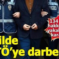 40 ilde FETÖ imamlarına operasyon:134 kişiye yakalama kararı