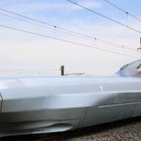 400 km/s hıza ulaşabilen tren geliyor