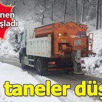 7 Aralık 2018 Cuma Aydın hava durumu | Aydın'da bugün kar yağacak mı