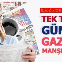 8 Eylül 2019 Gazete Manşetleri