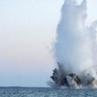 8 gündür aranan denizaltının kaybolduğu bölgede patlama