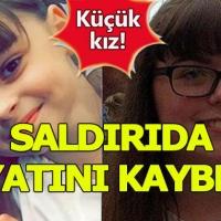 8 yaşındaki küçük kızın saldırıda öldüğü ortaya çıktı