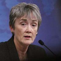 ABD Hava Kuvvetleri Genel Sekreteri istifa edeceğini açıkladı