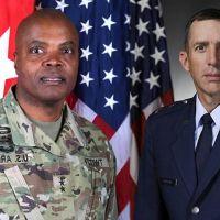 ABD'li komutanlardan kritik ziyaret