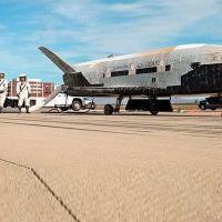 ABD'nin gizemli uzay gemisi yere indi