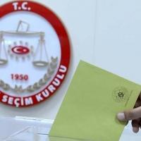 AK Parti, YSK teklifini Meclis'e sundu