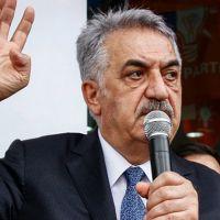 AK Parti heyeti Rize'de esnafla tartıştı