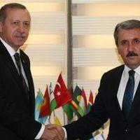 AK Parti ile Büyük Büyük Birlik Partisi ittifak mı yapacak?