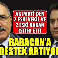 AK Parti'den istifalar devam ediyor