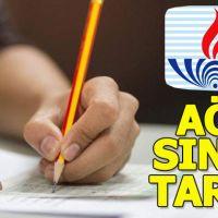 AÖL 2. dönem sınavları ne zaman yapılacak - AÖL 2019 sınav yeri sorgulama MEB