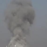 Acımasız Esad rejimi kasabayı bombaladı