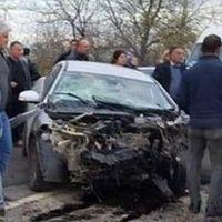 Adana'da feci kaza: 1 ölü, 2 yaralı