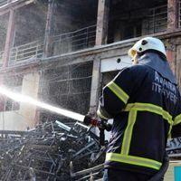 Adana'da hastanede yangın çıktı
