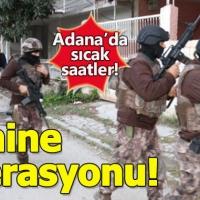 Adana'da nefes kesen rehine operasyonu!