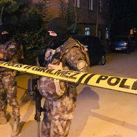 Adana'da polislere saldıran teröristler öldürüldü