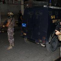 Adana'da şafak operasyonu: 74 gözaltı