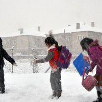 Ağrı 10 ocak 2019 okullar tatil mi | Ağrı Valiliği tatil açıklaması | Ağrı'da yarın (perşembe) okul var mı?