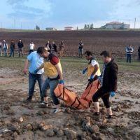 Ağrı'da 4 kişi sele kurban gitti