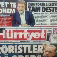 Ahmet Hakan açıkladı: Hürriyet satılacak mı?