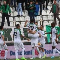 Akhisar Belediye 5-1 Bursaspor maç özeti ve golleri