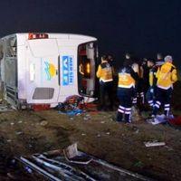 Aksaray'da korkunç kaza! Ölü ve yaralılar var