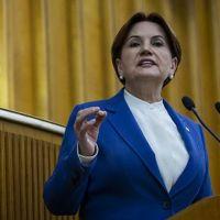 Meral Akşener'den hükümete kriz paketi eleştirisi