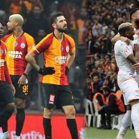 Alanyaspor kupada Galatasaray'ı eledi