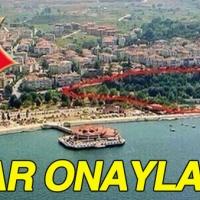 Albatros Parkı AKP ve CHP oylarıyla imara açıldı