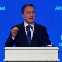Ali Babacan DEVA Partisi'nin programını açıkladı