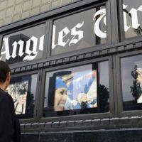 Amerikan gazetelerine saldırı şoku