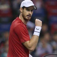 Andy Murray'den sakatlık sonrası şampiyonluk