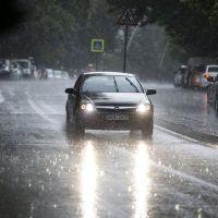 Ankara'da sağanak yağmur alarmı