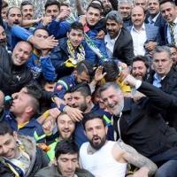 Ankaragücü TFF 1. Lig'e yükseldi