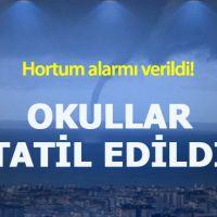 Antalya'da yarın okullar tatil mi? 6 Şubat Antalya tatil açıklaması