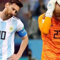 Arjantin'e son darbe Hırvatistan'dan