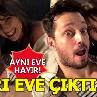 Aslı Enver ile Murat Boz'dan ayrı ev kararı!