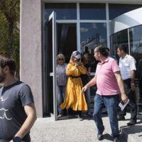 Atatürk'e hakaretten tutuklanan Safiye İnci ifade verdi