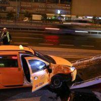 Avcılar'da zincirleme trafik kazası