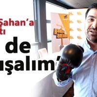 Azeri oyuncudan Şahan'a düello çağrısı