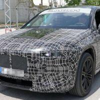 BMW iNext modeli görüntülendi