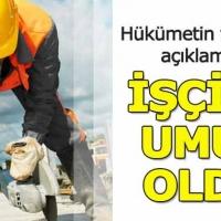 Bakan Arslan'dan taşeron işçilere kadro müjdesi! Taşeron son dakika haber