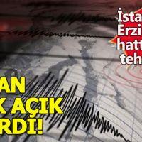 Bakan Kurum deprem için uyardı: İstanbul-Erzincan hattında büyük tehlike