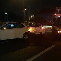 Bakırköy'de zincirleme kaza: 5 yaralı