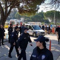 Balıkesir Adliyesi'nde gaz sızıntısı: 54 kişi zehirlendi