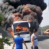 Balıkesir'deki otobüs yangınında ölenlerin kimliği belli oldu