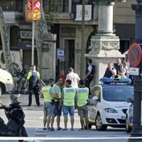 Barcelona'da teröristlerin bastığı Türk restoranı açıklandı
