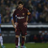 Barcelona'nın 29 maçlık yenilmezlik serisi sona erdi